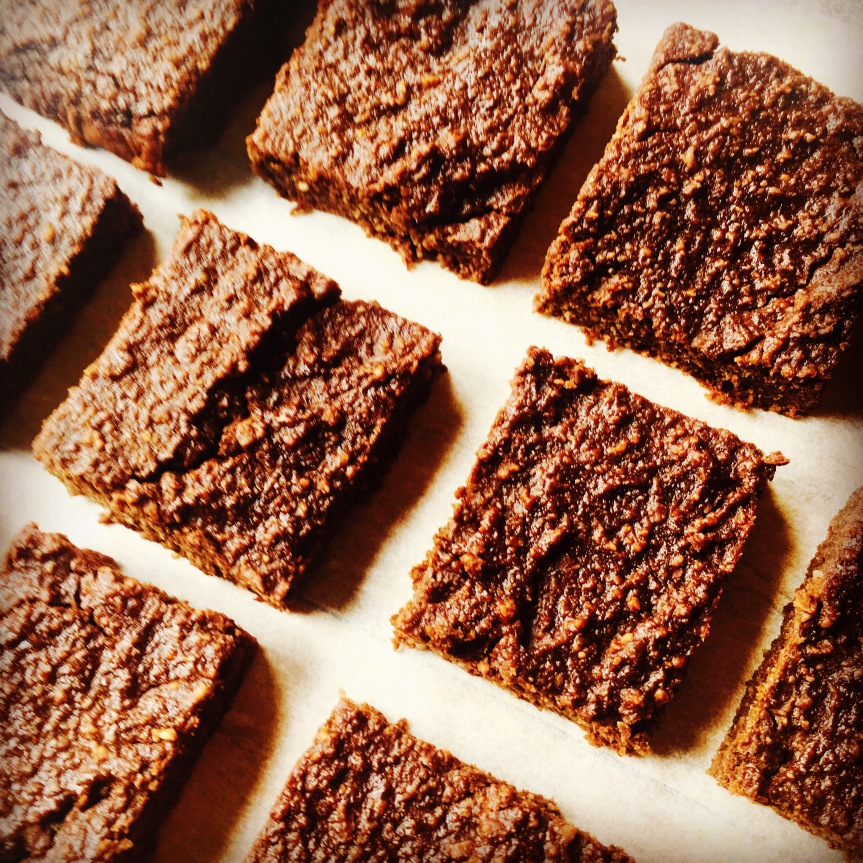 Easy Kürbis-Brownies