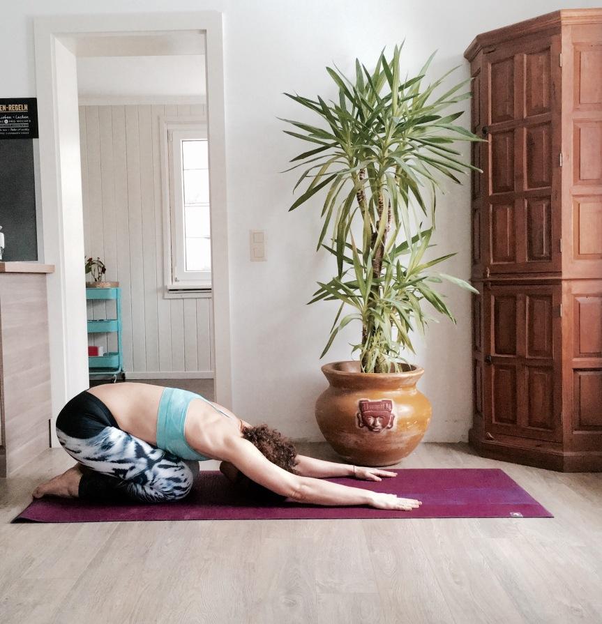 Yoga gegen Schnupfen