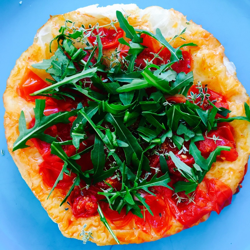 Frankreich: Tomaten TarteTatin