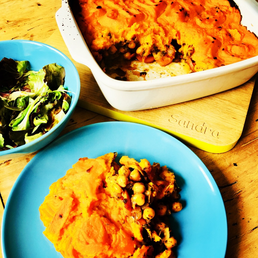 England: Veganer Sheperd'sPie