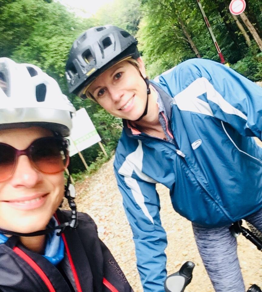 Biken im Wienerwald
