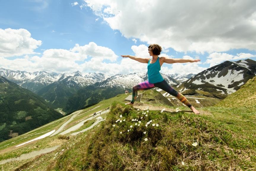 Atme die Berge